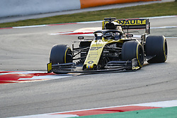 February 19, 2019 - Barcelona, Spain - Nico Hlkenberg during F1 test celebrated at Circuit of Barcelona 19th February 2019 in Barcelona, Spain. (Credit Image: © Urbanandsport/NurPhoto via ZUMA Press)