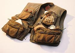 Fly fishing equipment vest