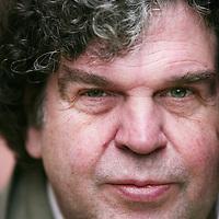 Nederland,Amsterdam ,19 February 2008..Writer Adri van der Heijden .