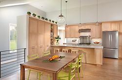 4518 Gretna Street Bethesda MD house Architect Lavinia Fici Pasquima Builder John Nahra Kitchen Dining Room