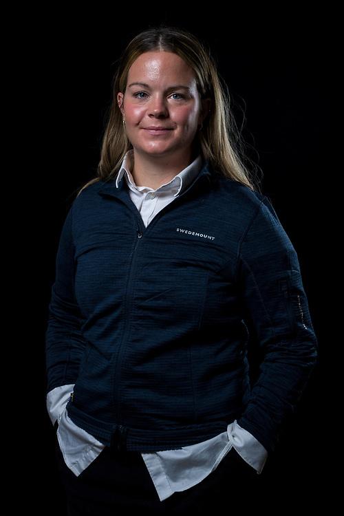 ÖSTERSUND 20210922<br /> Erica Oskarsson - Tränare<br /> Porträttfotografering - Svenska Skidskytteförbundet<br /> <br /> Foto: Per Danielsson/Projekt.P
