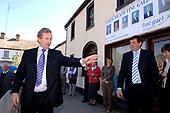 Enda Kenny TD Pre Election visit to Nobber.