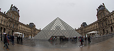 Mona Lisa & the Louvre Museum - 8 MArch 2018