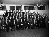 1962 - St. Brendan's College P.P.U. social function at the Grand Hotel