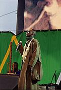 Baaba Maal live in Trafalger Square