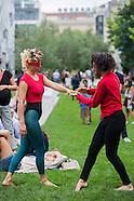 Francisca Benitez High Line Performances