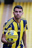 Fenerbahce's new  Player Ismail Koybasil has signed a new contract for 3 years with Fenerbahce Soccer Club on July 14, 2016
