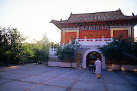 Po Lin Monastery, Lantau Island, Hong Kong, China