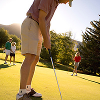 golf in Park City