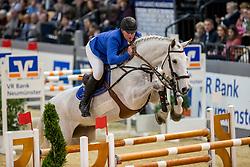 Geerink Sander, NED, Comino<br /> Grand Prix Jumping<br /> Neumünster - VR Classics 2019<br /> © Hippo Foto - Stefan Lafrentz