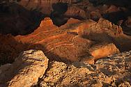 Grand Canyon, Yaki Point, sunrise, O'Neill Butte, Cedar Ridge, National Park, Arizona