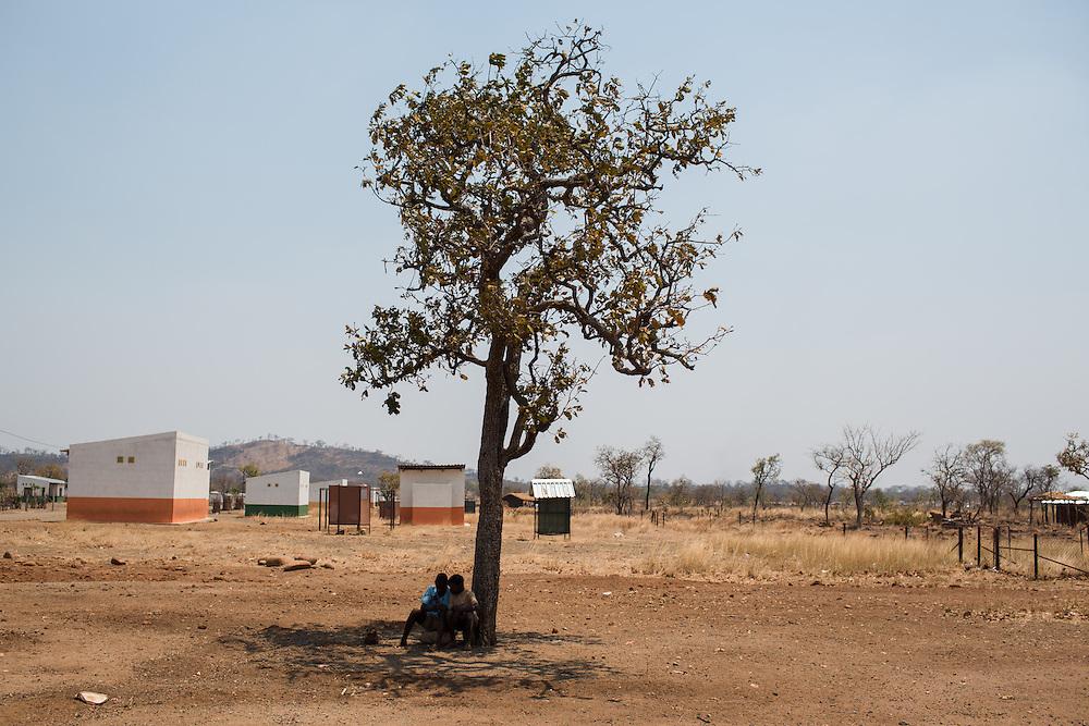 Kateme resettlement, Tete province, Mozambique.