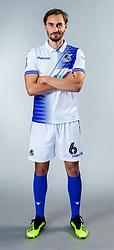 Edward Upson of Bristol Rovers - Ryan Hiscott/JMP - 22/08/2018 - FOOTBALL - Memorial Stadium - Bristol, England - Bristol Rovers Team Media Day