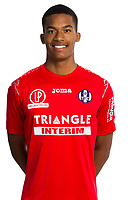Alban Lafont during Photoshooting of Toulouse for new season 2017/2018 on September 29, 2017 in Bordeaux, France. <br /> Photo : TFC / Icon Sport