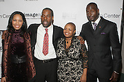 l to r: Kim Brockington, Greg Gates, Moikgansti Kgama, and Randall Pinkett at The ImageNation celebration for the 20th Anniversary of ' Do the Right Thing' held Lincoln Center Walter Reade Theater on February 26, 2009 in New York City. ..Founded in 1997 by Moikgantsi Kgama, who shares executive duties with her husband, Event Producer Gregory Gates, ImageNation distinguishes itself by screening works that highlight and empower people from the African Diaspora.