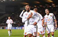 Fotball<br /> Frankrike<br /> Foto: DPPI/Digitalsport<br /> NORWAY ONLY<br /> <br /> FOOTBALL - CHAMPIONS LEAGUE 2008/2009 - GROUP STAGE - GROUP A - 081001 - GIRONDINS BORDEAUX v AS ROMA - JOY JULIO BAPTISTA (ASR)