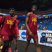 USC Basketball   2017   NCAA March Madness   Shoot Around