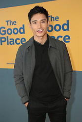 June 20, 2018 - Los Angeles, California, USA - 6/19/18.Manny Jacinto at the Universal Television Network For Your Consideration Event for ''The Good Place'' held at the UCB Sunset Theatre in Los Angeles, CA. (Credit Image: © Starmax/Newscom via ZUMA Press)