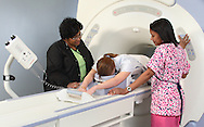 MRI Scanner, healthcare advertising photograph