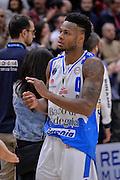 DESCRIZIONE : Sassari LegaBasket Serie A 2015-2016 Dinamo Banco di Sardegna Sassari - Giorgio Tesi Group Pistoia<br /> GIOCATORE : MarQuez Haynes<br /> CATEGORIA : Postgame Ritratto Esultanza<br /> SQUADRA : Dinamo Banco di Sardegna Sassari<br /> EVENTO : LegaBasket Serie A 2015-2016<br /> GARA : Dinamo Banco di Sardegna Sassari - Giorgio Tesi Group Pistoia<br /> DATA : 27/12/2015<br /> SPORT : Pallacanestro<br /> AUTORE : Agenzia Ciamillo-Castoria/L.Canu