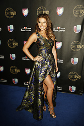 LOS ANGELES, CA - JULY 15:  Irina Baeva attends Univision Deportes' Balon De Oro 2017 Awards at The Orpheum Theatre in Los Angeles, California on July 15, 2017 in Los Angeles, California. Byline, credit, TV usage, web usage or linkback must read SILVEXPHOTO.COM. Failure to byline correctly will incur double the agreed fee. Tel: +1 714 504 6870.