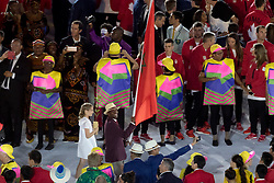 Morocco, Ouaddal Abdelkebir, Opening ceremony<br /> Olympic Games Rio 2016<br /> © Hippo Foto - Dirk Caremans<br /> 05/08/16