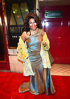 Mary Wilson from The Supremes singer dies age 76<br />  photos at the 'Motown - The Musical' west end premiere at the Shaftesbury Theatre in London, England. 8th March 2016 photo by Brian Jordan