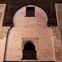 Africa, Morocco, Fes. Karaouine Univeresity in Fes.