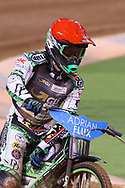 Charles Wright during the 2019 Adrian Flux British FIM Speedway Grand Prix at the Principality Stadium, Cardiff, Wales on 21 September 2019.