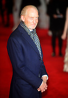 Charles Dance at  the European Premiere of Pride and Prejudice and Zombies, at the VUE West End in London, England. photo by brian jordan