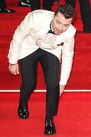Sam Smith, Bond: Spectre - World Premiere & Royal Film Performance, Royal Albert Hall, London UK, 26 October 2015, Photo by Richard Goldschmidt