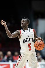2020 Carleton v Calgary -- U Sport Basketball