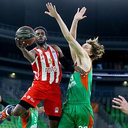 20210418: SLO, Basketball - ABA League 2020/21, KK Cedevita Olimpija vs KK Crvena Zvezda