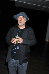 RON ARAD at a dinner hosted by Calvin Klein Collection to celebrate the future Home of The Design Museum at The Commonwealth Institute, Kensington, London on 13th October 2011.