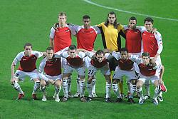 25-11-2009 VOETBAL: AZ - OLYNPIACOS<br /> Door het gelijke spel 0-0 in AZ uitgeschakeld in de Champions League / Teamfoto Az<br /> ©2009-WWW.FOTOHOOGENDOORN.NL
