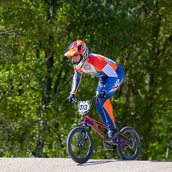 05-05-2020: Wielrennen: BMX KNWU: Papendal <br />Niek Kimman