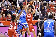 DESCRIZIONE : Milano 2014-2015  EA7 Emporio Armani Milano vs Banco di Sardegna Sassari<br /> GIOCATORE : Nicolo Melli<br /> CATEGORIA : Passaggio precario<br /> SQUADRA : EA7 Emporio Armani Milano<br /> EVENTO : Campionato Lega A 2014-2015 GARA : EA7 Emporio Armani Milano Banco di Sardegna Sassari<br /> DATA : 29/03/2015<br /> SPORT : Pallacanestro <br /> AUTORE : Agenzia Ciamillo-Castoria/IvanMancini<br /> GALLERIA : Lega Basket A 2014-2015 FOTONOTIZIA : Milano Lega A 2014-2015 EA7 Emporio Armani Milano Banco di Sardegna Sassari<br /> PREDEFINITA :