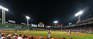 A general view of Fenway Park during a game between the Minnesota Twins and Boston Red Sox on August 2, 2012 in Boston, Massachusetts.  Photo: Ben Krause