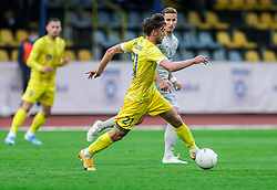 Matej Podlogar of Domzale during football match between NK Domzale and NK Olimpija in 32nd Round of Prva liga Telekom Slovenije 2020/21, on May 5, 2021 in Sports park Domzale, Slovenia. Photo by Vid Ponikvar / Sportida