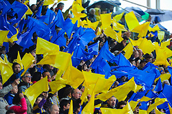May 7, 2017 - Parma, Parma, Italy - Parma Calcio 1913 have lost at Tardini Stadium for 1 to 0 against A.C. Reggiana 1919, the goal was scored by Yves Baraye. (Credit Image: © Massimo Morelli/Pacific Press via ZUMA Wire)