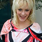 NLD/Amsterdam/20101018 - Lunch 25 jarig bestaan blad Beau Monde, Stacey Rookhuizen