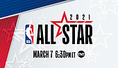 March 07, 2021 (GA): 2021 NBA All-Star Game