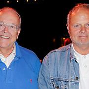 NLD/Amsterdam/20120911- Presentatie DVDbox 125 jaar Carre, Maurice Hermance en broer Gaby Hermans