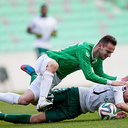 20140308: SLO, Football - Prva liga Telekom Slovenije, NK Olimpija vs NK Krka