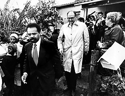 Stephen Bantu Biko (L) (18 December 1946 – 12 September 1977) was a noted anti-apartheid activist in South Africa in the 1960s and 1970s. A student leader, he later founded the Black Consciousness Movement which would empower and mobilize much of the urban black population. Since his death in police custody, he has been called a martyr of the anti-apartheid movement. While living, his writings and activism attempted to empower black people, and he was famous for his slogan 'black is beautiful.  (Credit Image: © Keystone Press Agency/Keystone USA via ZUMAPRESS.com)
