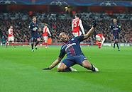 Arsenal v Paris Saint-Germain 231116