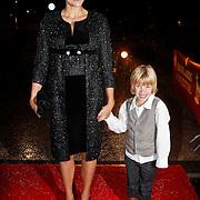 NLD/Utrecht/20100923 - NFF 2010, premiere Richting West, Susan Visser en ....