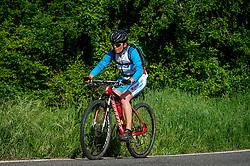 26-05-2016 SPA: BvdGF WeBike2ChangeDiabetes Challenge, Perarrua<br /> Dag 6  Castejon de Sos – Perarrua /  Vanaf Castejon de Sos naar het hoogste punt van deze week. We fietsen dan tot 2.090 hoogtemeters vanaf het hotel dat op 800 hoogtemeters ligt. Een transfer brengt ons naar Campo. In Campo hebben we een alternatief laatste stukje door per raft de kolkende rivier af te dalen naar Perarrua / Marielle