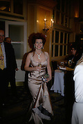 Cleo Rocos, Eleventh Annual Gala dinner for the Asian Business Awards 2007. Hosted by Eatern Eye and Ethnic Media Group. Hilton Hotel. Park Lane. 8 May 2007.  -DO NOT ARCHIVE-© Copyright Photograph by Dafydd Jones. 248 Clapham Rd. London SW9 0PZ. Tel 0207 820 0771. www.dafjones.com.