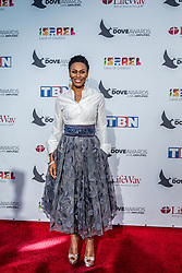 October 11, 2016 - Nashville, Tennessee, USA - Priscilla Shirer at the 47th Annual GMA Dove Awards  in Nashville, TN at Allen Arena on the campus of Lipscomb University.  The GMA Dove Awards is an awards show produced by the Gospel Music Association. (Credit Image: © Jason Walle via ZUMA Wire)